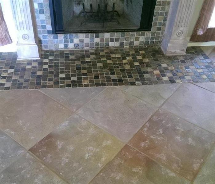 Tile Clean After