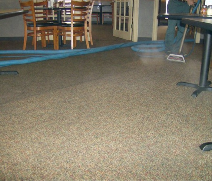 Gulfport, MS Water, Fire & Mold Damage Cleanup and