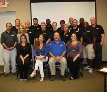 SERVPRO of Biloxi staff