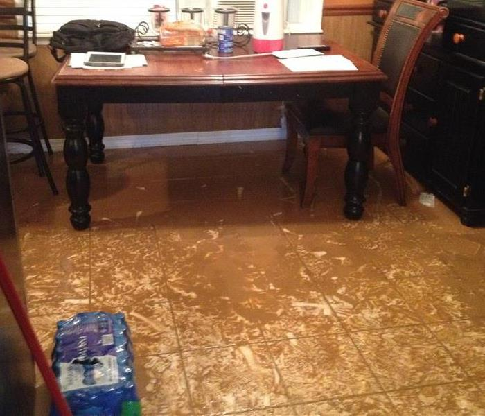 Water Damage Due to Construction