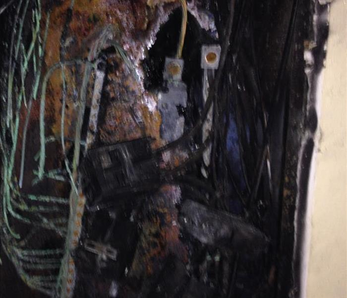 Electrical Fire- Gautier, MS