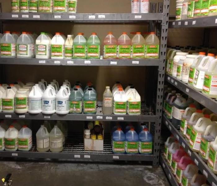SERVPRO Chemicals