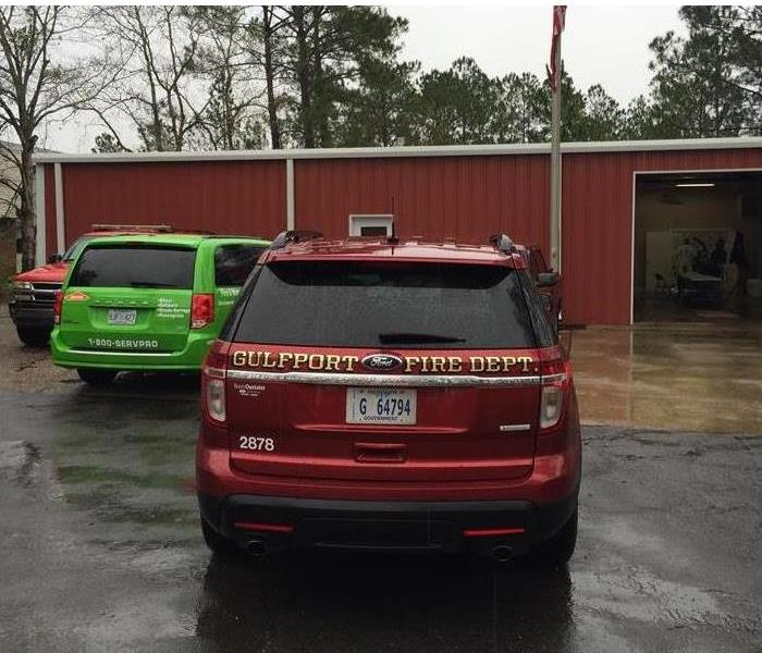 Community Gulfport Fire Station Opens their Remodeled Station